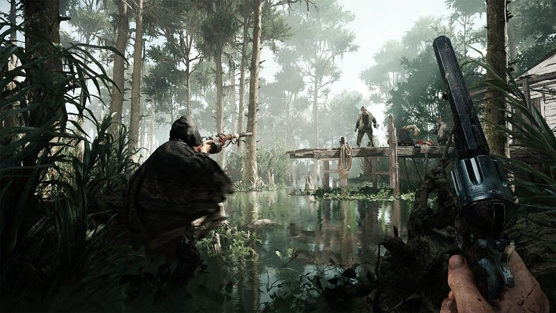 Hunt: Showdown 截图 4